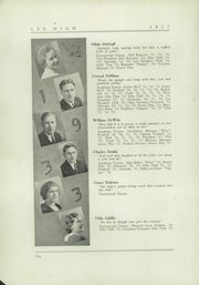 Page 12, 1933 Edition, Lee High School - Echo Yearbook (Grand Rapids, MI) online yearbook collection