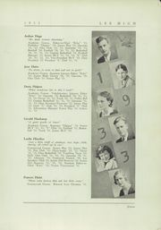 Page 13, 1933 Edition, Lee High School - Echo Yearbook (Grand Rapids, MI) online yearbook collection
