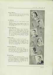 Page 15, 1933 Edition, Lee High School - Echo Yearbook (Grand Rapids, MI) online yearbook collection