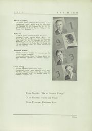 Page 17, 1933 Edition, Lee High School - Echo Yearbook (Grand Rapids, MI) online yearbook collection