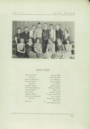 Page 7, 1933 Edition, Lee High School - Echo Yearbook (Grand Rapids, MI) online yearbook collection