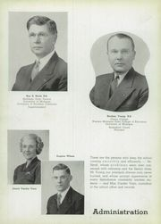 Page 12, 1943 Edition, Lee High School - Echo Yearbook (Grand Rapids, MI) online yearbook collection