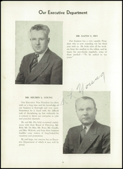 Page 12, 1947 Edition, Lee High School - Echo Yearbook (Grand Rapids, MI) online yearbook collection