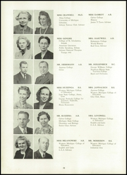 Page 14, 1947 Edition, Lee High School - Echo Yearbook (Grand Rapids, MI) online yearbook collection