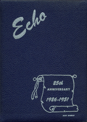 Page 1, 1951 Edition, Lee High School - Echo Yearbook (Grand Rapids, MI) online yearbook collection