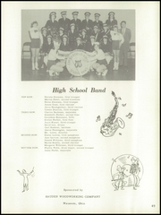Chesterfield Dover High School - Comet Yearbook (Morenci, MI) online yearbook collection, 1956 Edition, Page 53