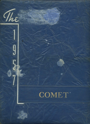 Chesterfield Dover High School - Comet Yearbook (Morenci, MI) online yearbook collection, 1957 Edition, Page 1