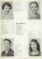 Page 10, 1957 Edition, Chesterfield Dover High School - Comet Yearbook (Morenci, MI) online yearbook collection