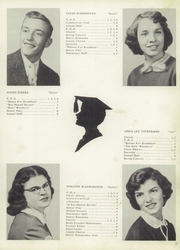 Page 11, 1957 Edition, Chesterfield Dover High School - Comet Yearbook (Morenci, MI) online yearbook collection