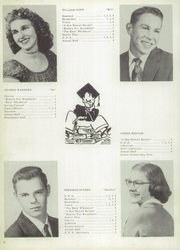 Page 12, 1957 Edition, Chesterfield Dover High School - Comet Yearbook (Morenci, MI) online yearbook collection