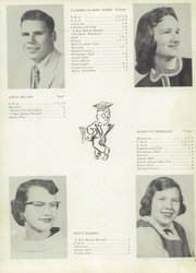 Page 13, 1957 Edition, Chesterfield Dover High School - Comet Yearbook (Morenci, MI) online yearbook collection