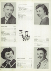 Page 14, 1957 Edition, Chesterfield Dover High School - Comet Yearbook (Morenci, MI) online yearbook collection