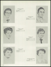 Page 12, 1955 Edition, Carney High School - Wolverine Yearbook (Carney, MI) online yearbook collection