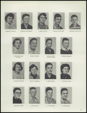 Page 15, 1955 Edition, Carney High School - Wolverine Yearbook (Carney, MI) online yearbook collection