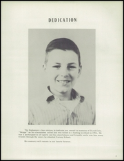 Page 7, 1955 Edition, Carney High School - Wolverine Yearbook (Carney, MI) online yearbook collection