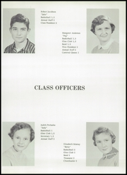Page 15, 1958 Edition, Carney High School - Wolverine Yearbook (Carney, MI) online yearbook collection