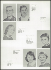 Page 16, 1958 Edition, Carney High School - Wolverine Yearbook (Carney, MI) online yearbook collection