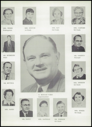Page 9, 1958 Edition, Carney High School - Wolverine Yearbook (Carney, MI) online yearbook collection
