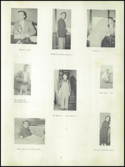 Page 13, 1954 Edition, Carsonville High School - Reflector Yearbook (Carsonville, MI) online yearbook collection