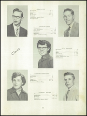 Page 17, 1954 Edition, Carsonville High School - Reflector Yearbook (Carsonville, MI) online yearbook collection
