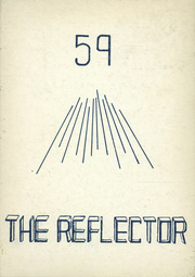 1959 Edition, Carsonville High School - Reflector Yearbook (Carsonville, MI)