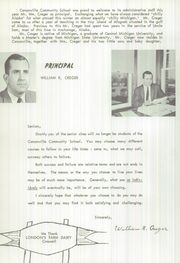 Page 14, 1959 Edition, Carsonville High School - Reflector Yearbook (Carsonville, MI) online yearbook collection