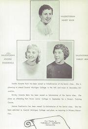 Page 15, 1959 Edition, Carsonville High School - Reflector Yearbook (Carsonville, MI) online yearbook collection