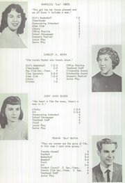 Page 16, 1959 Edition, Carsonville High School - Reflector Yearbook (Carsonville, MI) online yearbook collection