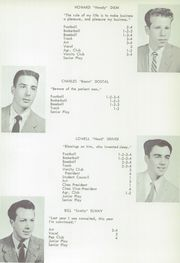 Page 17, 1959 Edition, Carsonville High School - Reflector Yearbook (Carsonville, MI) online yearbook collection