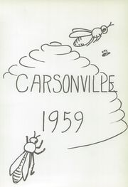 Page 5, 1959 Edition, Carsonville High School - Reflector Yearbook (Carsonville, MI) online yearbook collection