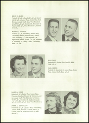 Page 10, 1955 Edition, James Couzens High School - Couzenite Yearbook (Bath, MI) online yearbook collection
