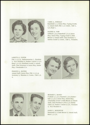 Page 11, 1955 Edition, James Couzens High School - Couzenite Yearbook (Bath, MI) online yearbook collection