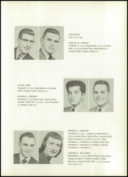Page 13, 1955 Edition, James Couzens High School - Couzenite Yearbook (Bath, MI) online yearbook collection