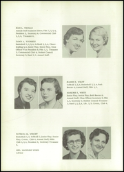 Page 14, 1955 Edition, James Couzens High School - Couzenite Yearbook (Bath, MI) online yearbook collection
