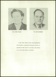 Page 6, 1955 Edition, James Couzens High School - Couzenite Yearbook (Bath, MI) online yearbook collection