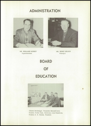 Page 7, 1955 Edition, James Couzens High School - Couzenite Yearbook (Bath, MI) online yearbook collection