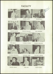 Page 9, 1955 Edition, James Couzens High School - Couzenite Yearbook (Bath, MI) online yearbook collection