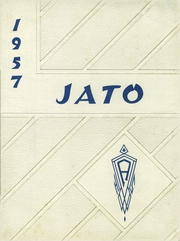 1957 Edition, Akron Community High School - Jato Yearbook (Akron, MI)