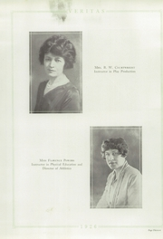 Page 17, 1926 Edition, Marywood Academy - Veritas Yearbook (Grand Rapids, MI) online yearbook collection