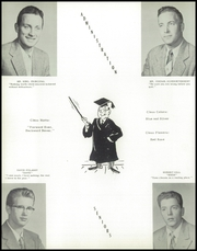 Page 10, 1956 Edition, Johannesburg High School - Cardinal Yearbook (Johannesburg, MI) online yearbook collection