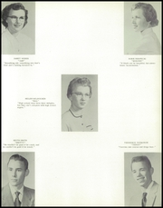 Page 11, 1956 Edition, Johannesburg High School - Cardinal Yearbook (Johannesburg, MI) online yearbook collection