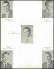 Page 12, 1956 Edition, Johannesburg High School - Cardinal Yearbook (Johannesburg, MI) online yearbook collection