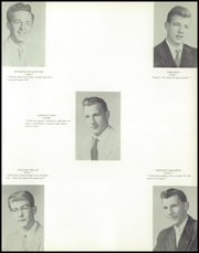 Page 13, 1956 Edition, Johannesburg High School - Cardinal Yearbook (Johannesburg, MI) online yearbook collection