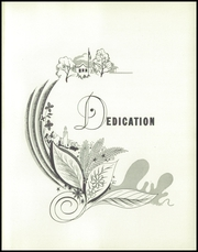 Page 5, 1956 Edition, Johannesburg High School - Cardinal Yearbook (Johannesburg, MI) online yearbook collection