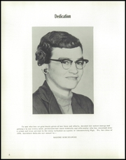 Page 6, 1956 Edition, Johannesburg High School - Cardinal Yearbook (Johannesburg, MI) online yearbook collection