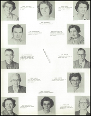 Page 8, 1956 Edition, Johannesburg High School - Cardinal Yearbook (Johannesburg, MI) online yearbook collection