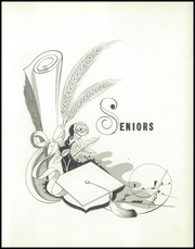 Page 9, 1956 Edition, Johannesburg High School - Cardinal Yearbook (Johannesburg, MI) online yearbook collection