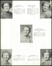 Page 10, 1957 Edition, Johannesburg High School - Cardinal Yearbook (Johannesburg, MI) online yearbook collection