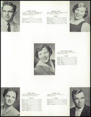Page 11, 1957 Edition, Johannesburg High School - Cardinal Yearbook (Johannesburg, MI) online yearbook collection