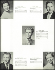 Page 12, 1957 Edition, Johannesburg High School - Cardinal Yearbook (Johannesburg, MI) online yearbook collection